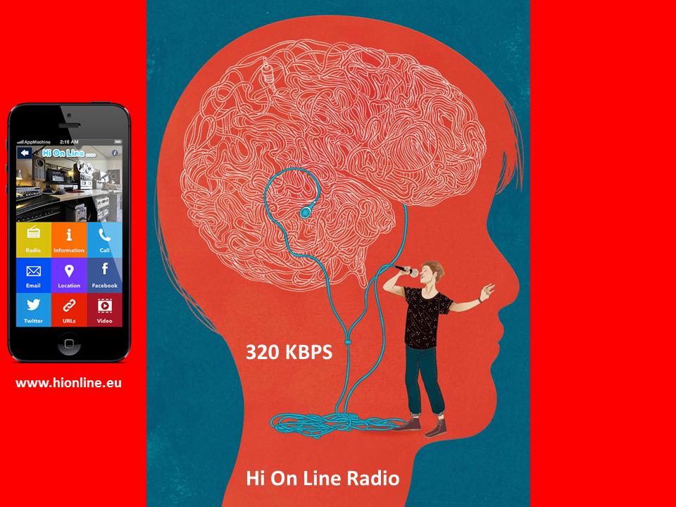 Hi On Line Radio 2 PNG