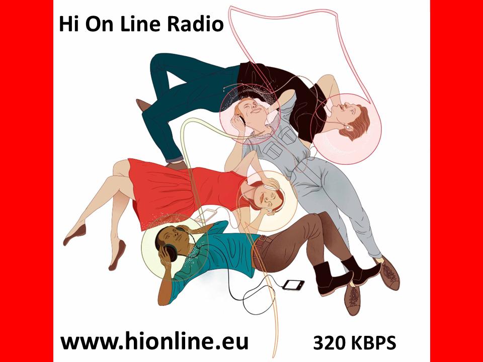Hi On Line Radio PNG